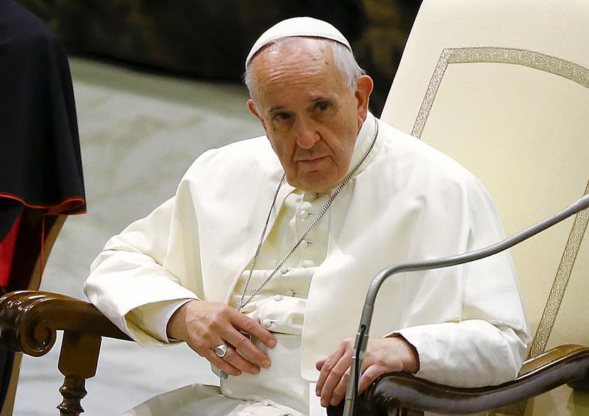 Papież Franciszek, fot. Reuters/FORUM
