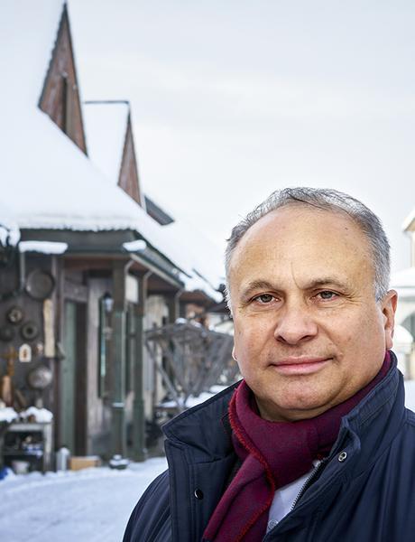 Janusz Komurkiewicz: pasjonat Beskidu Sądeckiego