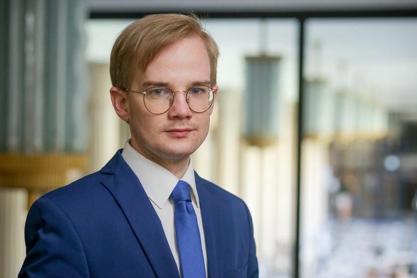 Piotr Patkowski, fot. Marek Wiśniewski