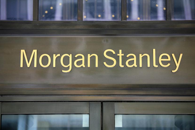 Morgan Stanley fot. Bloomberg