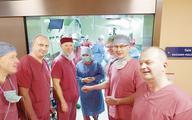 W Gliwicach jednoczasowo przeszczepiono narządy szyi i szpik u 6-letniego dziecka