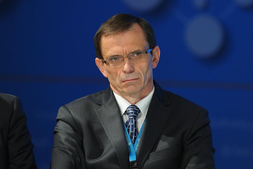 Lek. Krzysztof Bukiel, przewodniczący Zarządu Krajowego Ogólnopolskiego Związku Zawodowego Lekarzy.