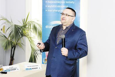 Dr n. med. Jarosław Woroń z Zakładu Farmakologii Klinicznej i Katedry Farmakologii Collegium Medicum Uniwersytetu Jagiellońskiego, Kliniki Leczenia Bólu i Opieki Paliatywnej
