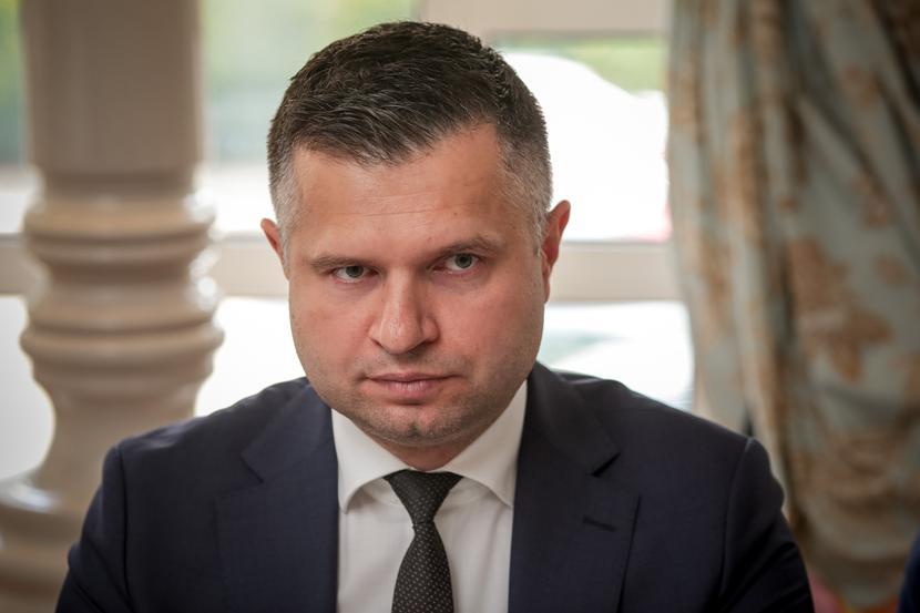 Piotr Bujaj, fot. Marek Wiśniewski