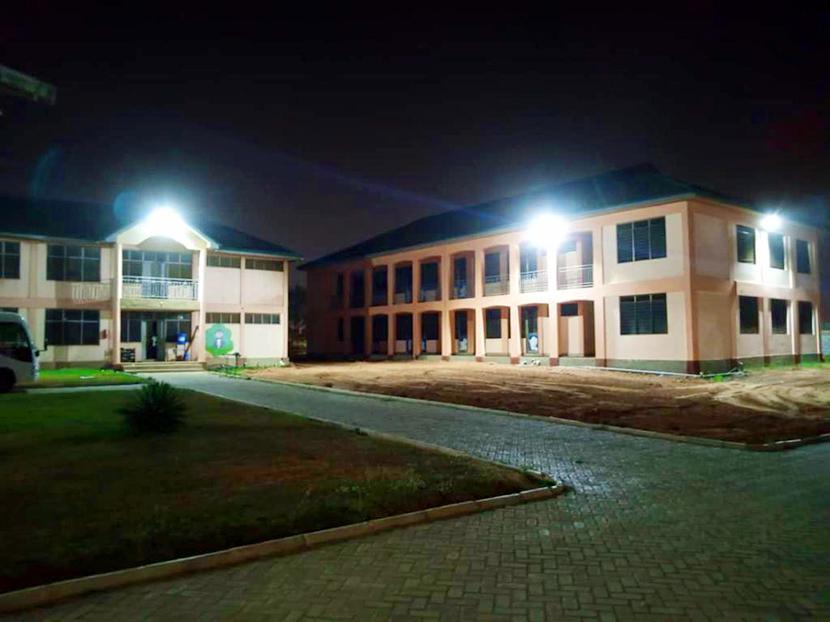 Szkoła w Temie: