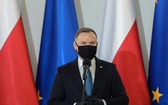 Prezydent: w obliczu pandemii jeszcze pilniejsze staje się pełne wdrożenie Narodowej Strategii Onkologicznej