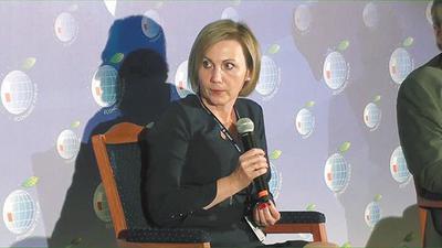 Anna Gil-Borowiecka podczas FOZ przekonywała, że problemy w prywatnej i publicznej ochronie zdrowia są takie same.