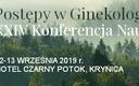 XXIV Konferencja Naukowa Postępy w Ginekologii Onkologicznej