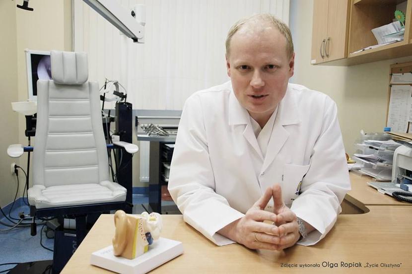 Dr hab. n. med. Piotr Henryk Skarżyński