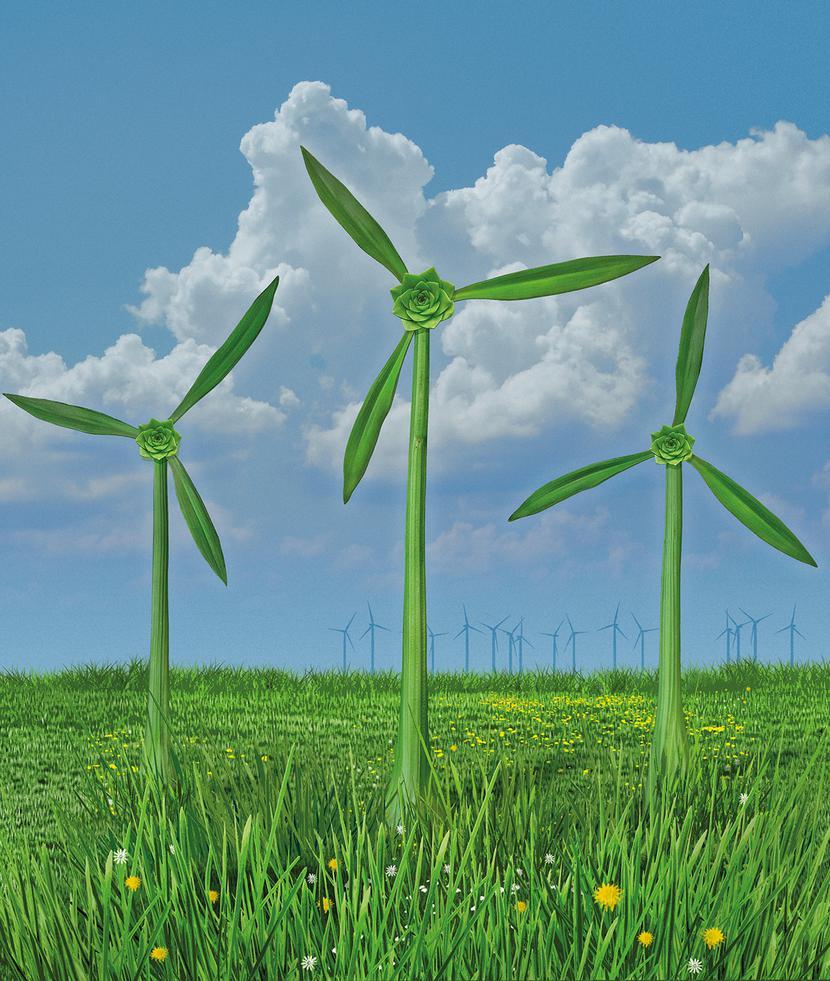zielona gospodarka 2021