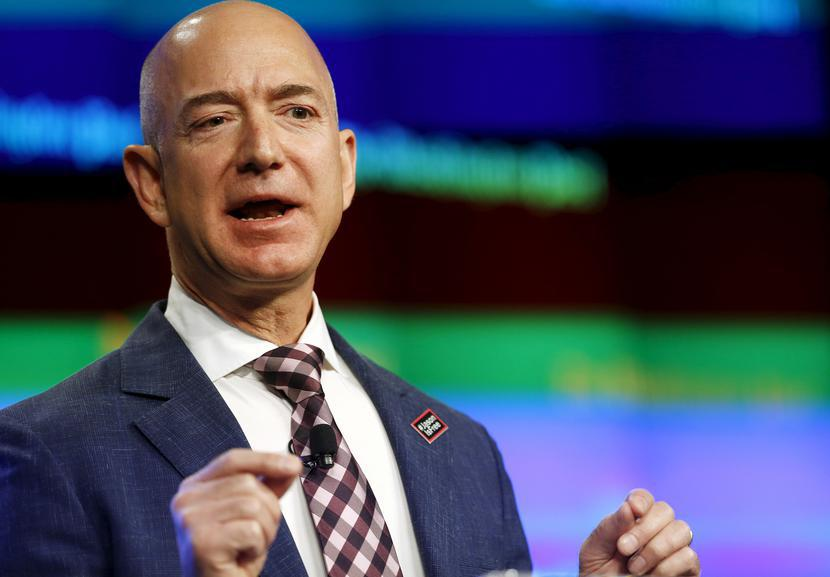 Jeff Bezos, fot. REUTERS/Gary Cameron/FORUM
