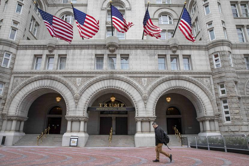 Trump International Hotel DC