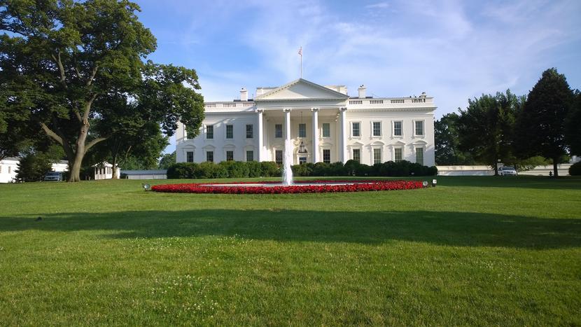 Biały Dom - siedziba prezydenta USA