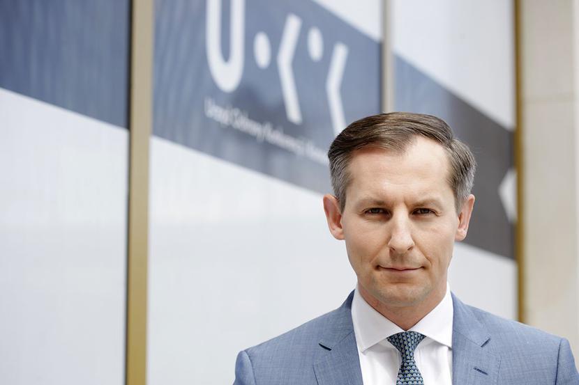Tomasz Chróstny, fot. Grzegorz Kawecki, Puls Biznesu