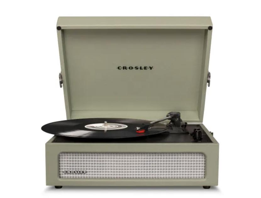 Crosley Voyager Turntable Fot. ARC