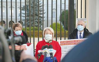 Czy pielęgniarki zaczną strajkowe domino?