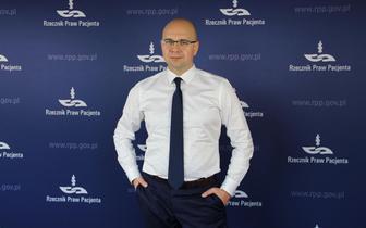 Bartłomiej Chmielowiec, rzecznik praw pacjenta: Przepisy ustawy o Funduszu Kompensacyjnym będą działały wstecz