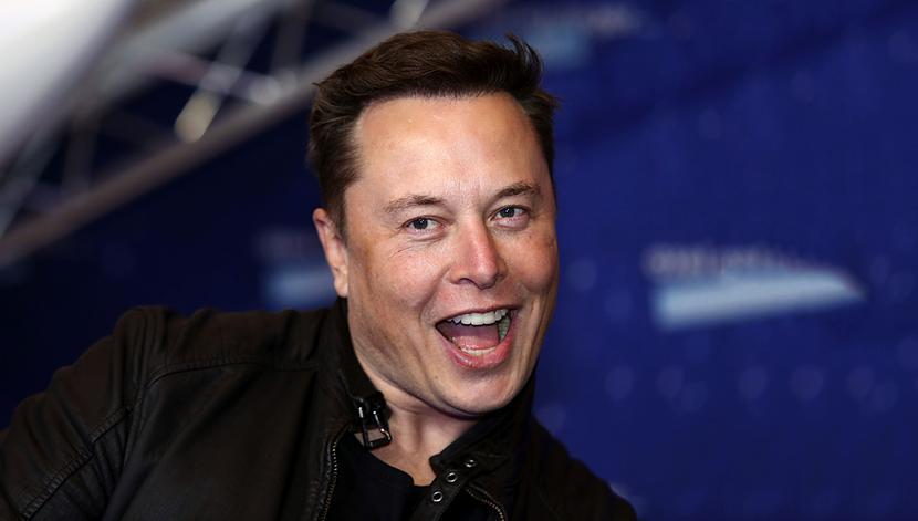 Elon Musk. fot. Liesa Johannssen-Koppitz