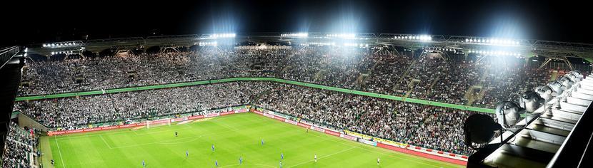 Legia Warszawa - stadion