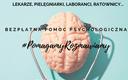 COVID-19 w Polsce: bezpłatna pomoc psychologiczna dla pracowników zawodów medycznych. Rusza akcja #PomagamyRozmawiamy