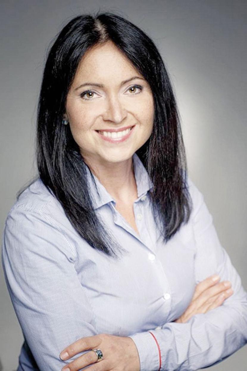 Dagmara Samselska, prezes zarządu Centralnego Stowarzyszenia Psoriasis, wiceprezes Zachodniopomorskiego Stowarzyszenia Chorych na Łuszczycę Psoriasis.
