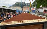 Największe tiramisù świata waży ponad 3 tony