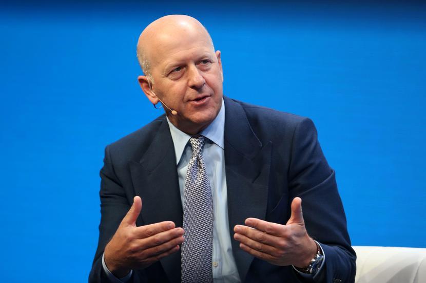 David Solomon, fot. Bloomberg