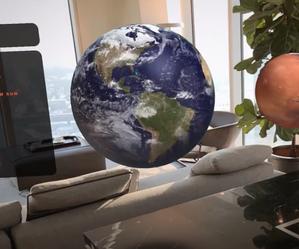 Misjęna Marsa można przeżyć wewłasnym mieszkaniu