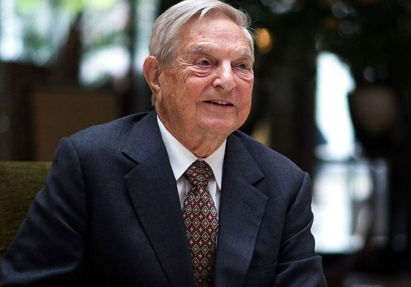 George Soros, fot. Bloomberg