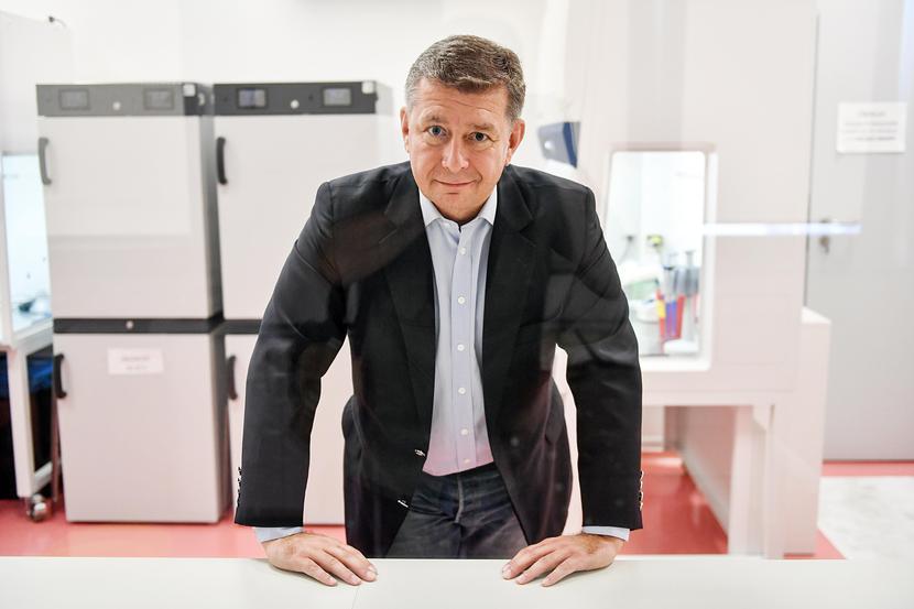 Łukasz Urban, prezes BioMaxima