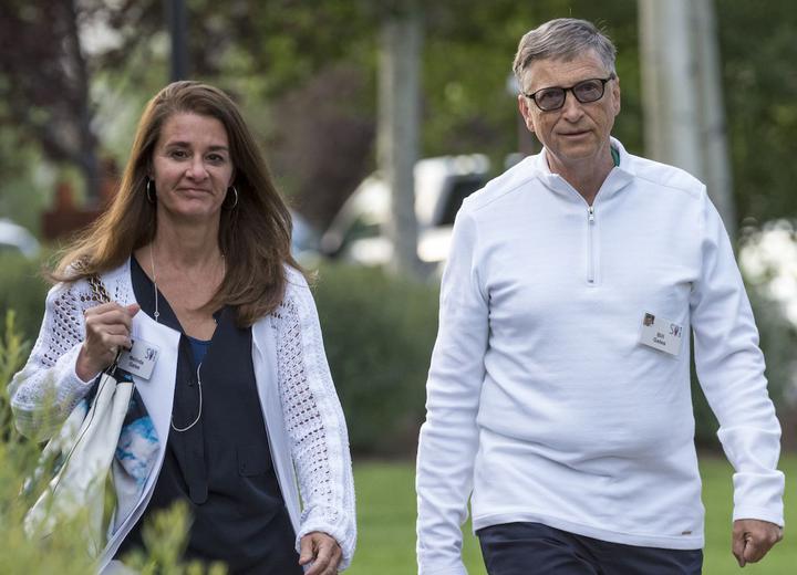 Melinda iBill Gatesowie rozwodzą się