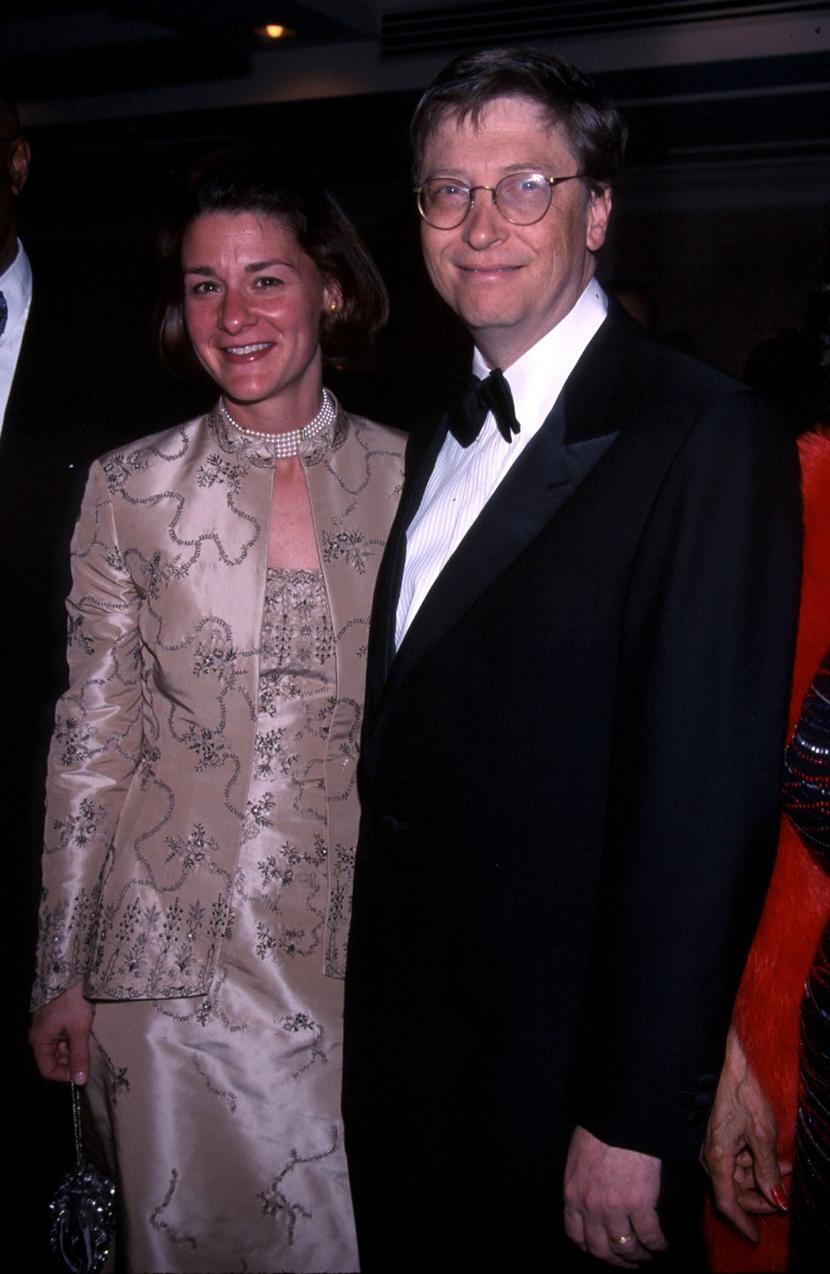Melinda i Bill Gatesowie