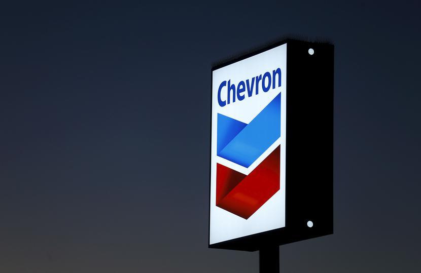 Chevron Fot. Bloomberg