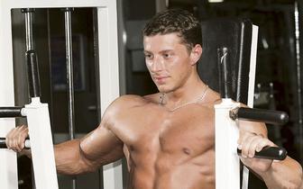 Korzystny dla zdrowia trening siłowy