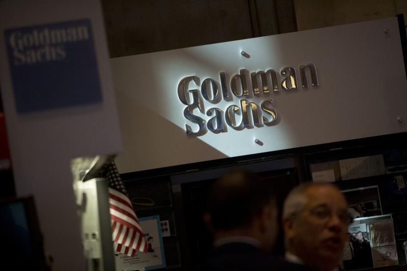 Goldman Sachs Fot. Bloomberg