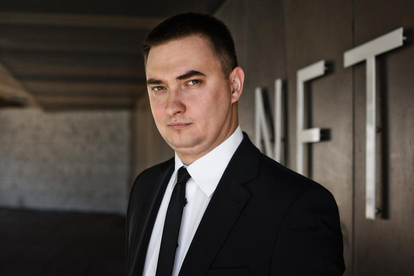 Stefan Karmaza, prezes zarządu, Vectio