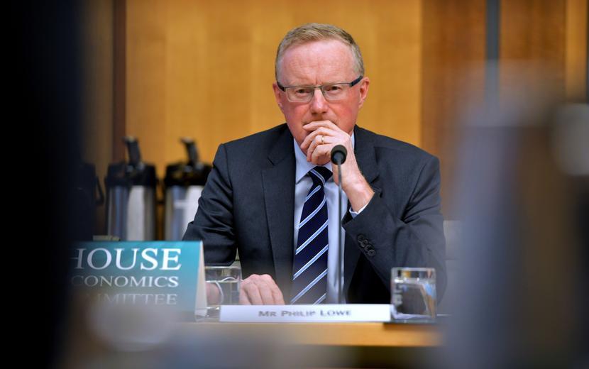 Philip Lowe, szef Banku Rezerw Australii (RBA)