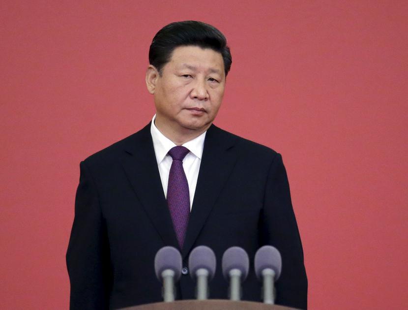Xi Jinping, prezydent Chin REUTERS/Jason Lee/FORUM