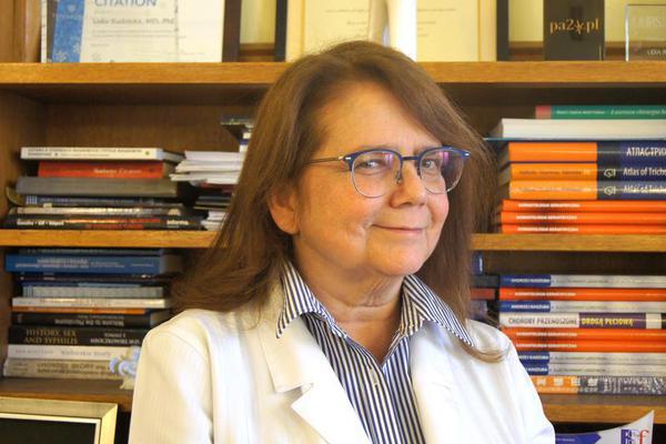 Prof. dr hab. n. med. Lidia Rudnicka