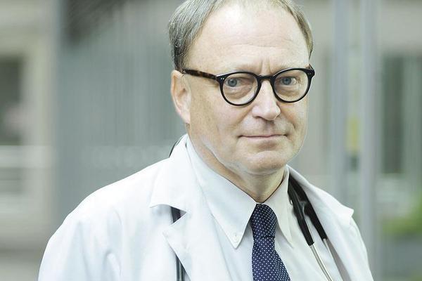 Prof. drhab. n. med. Andrzej Januszewicz