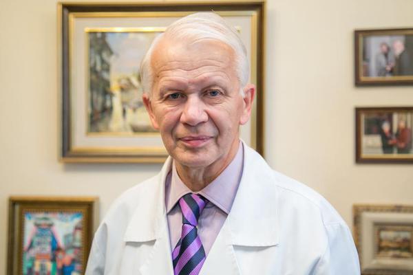 Prof. drhab. n. med. Wiesław Wiktor Jędrzejczak
