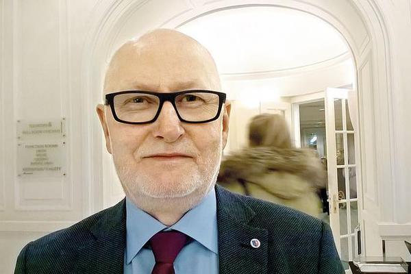 Prof. dr hab. n. med. Ryszard Gellert