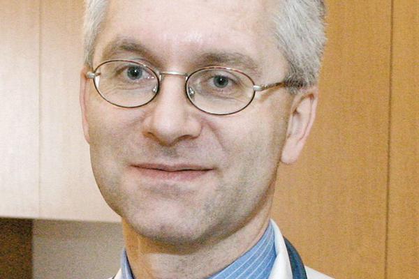 Prof. drhab. n. med. Paweł Śliwiński