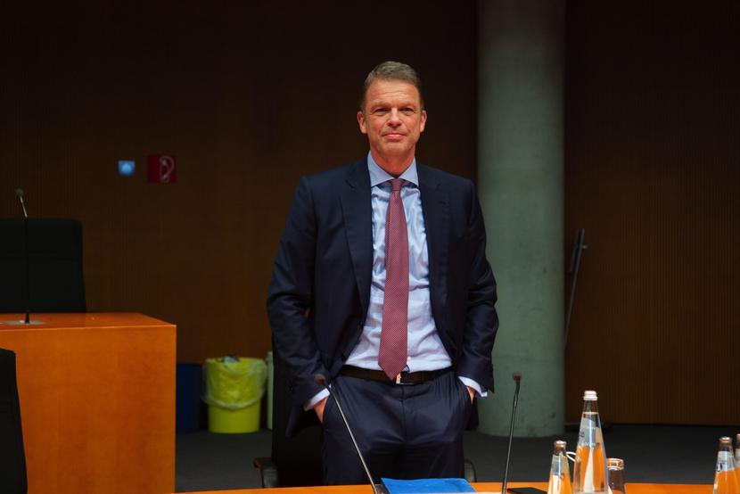 Christian Sewing, dyrektor generalny Deutsche Banku