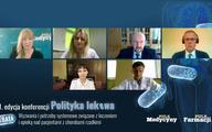 """Konferencja """"Polityka lekowa"""". Najczęstsze problemy związane z chorobami rzadkimi"""