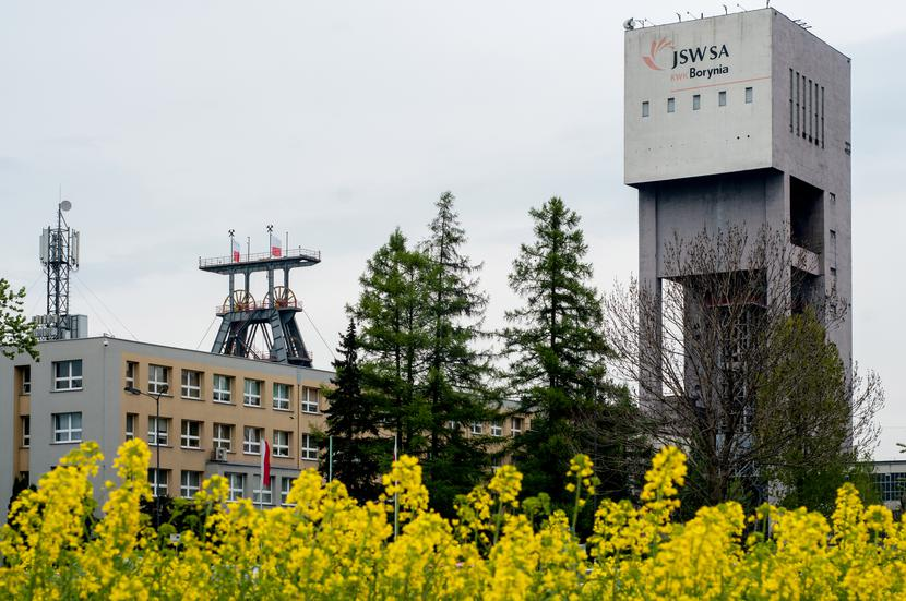 Jastrzębska Spółka Węglowa (JSW) - KWK Borynia