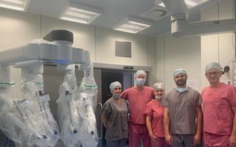 Szczecin: pierwsza operacja wytworzenia zastępczego pęcherza moczowego przy użyciu robota