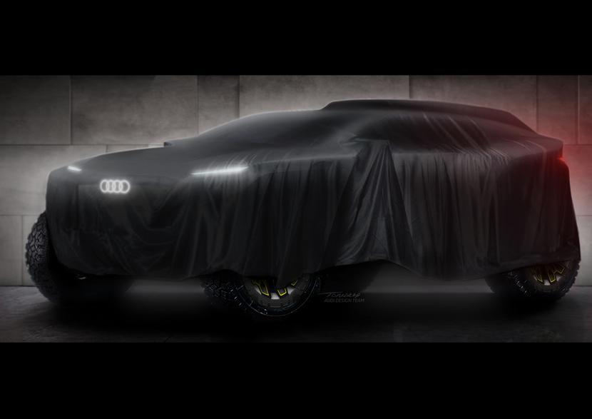 Audi zapowiedziało start w 2022 r. Prototyp już jest szykowany.