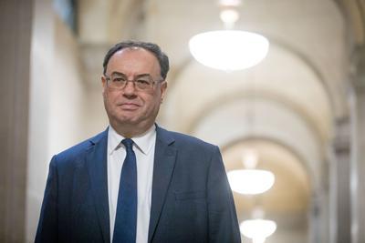 Andrew Bailey, gubernator Banku Anglii (BoE)