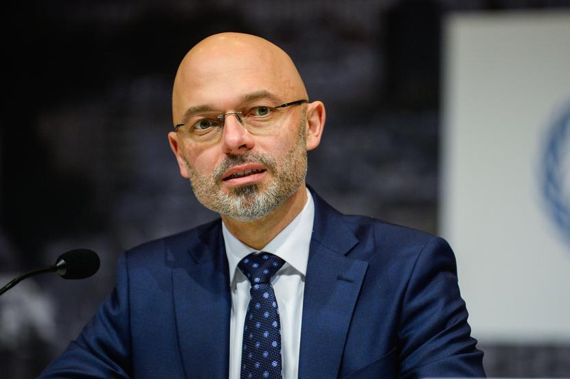 Michał Kurtyka, fot. Omar Marques / Zuma Press / Forum